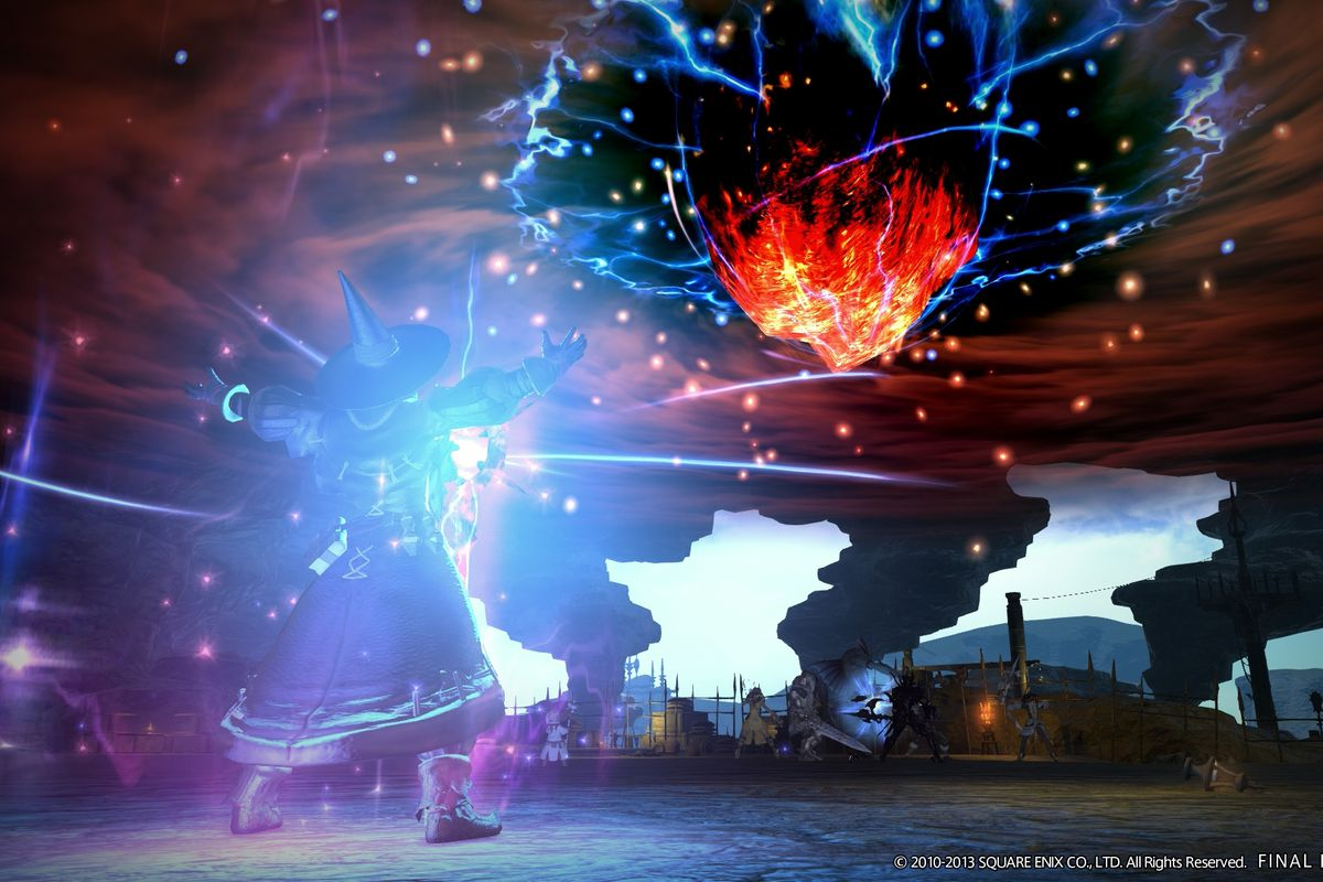 Final Fantasy 14: A Realm Reborn beta on Windows PC and PS3