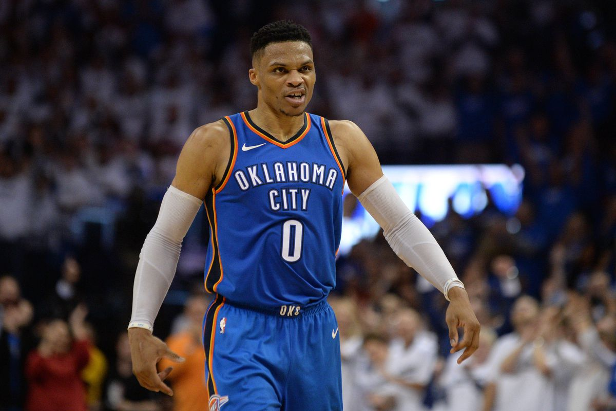Image result for russell westbrook 2019 usa today