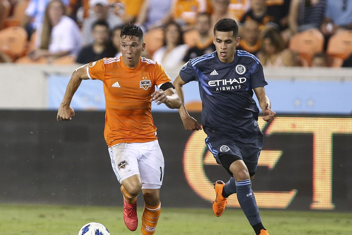 Pick the Houston Dynamo Lineup vs. New York City FC