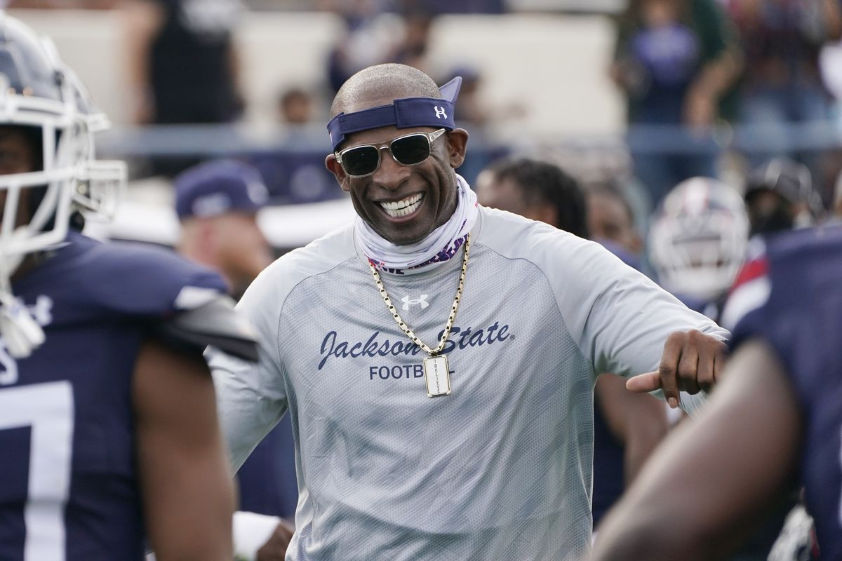 Football coach Deion Sanders is trying to win games at Jackson State and raise the profile of historically black colleges and universities around the nation.
