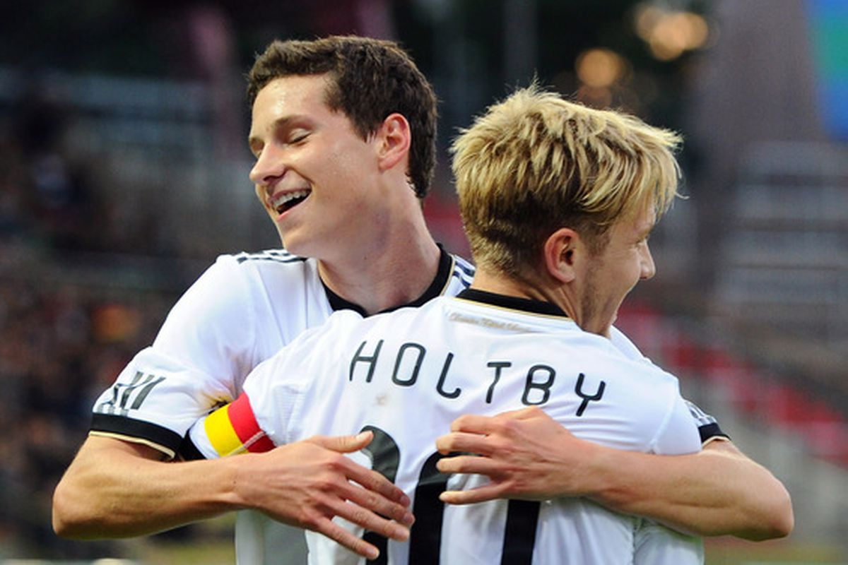 Draxler and Holtby: Off to more Arsenal-awesome destinations?