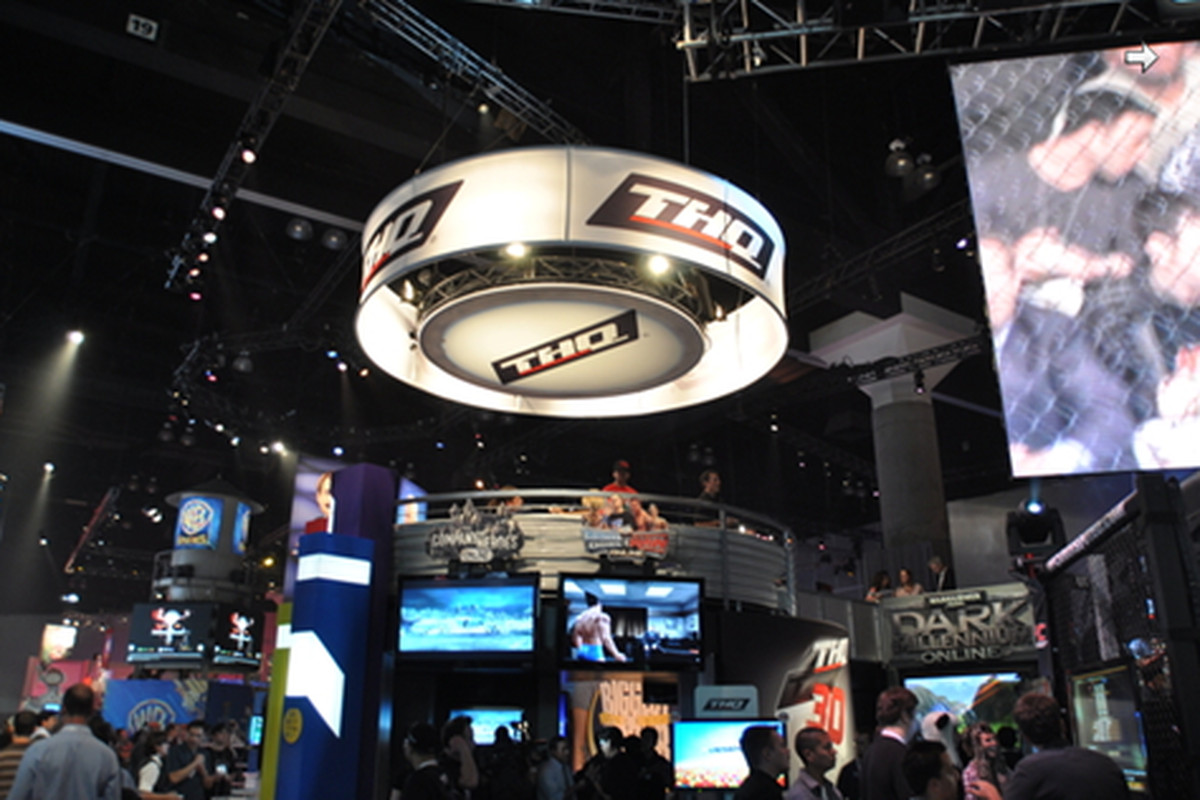 thq booth