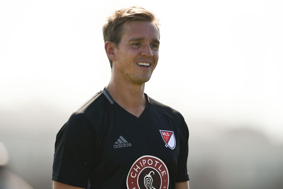 MLS: Homegrown Training
