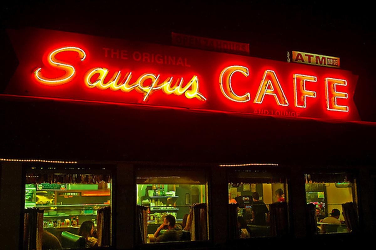 The Original Saugus Cafe, Santa Clarita.