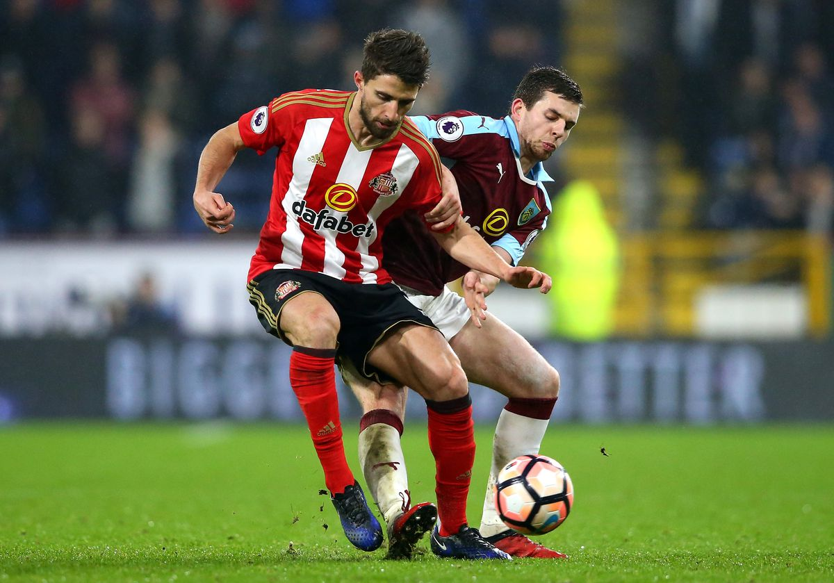 Burnley v Sunderland - The Emirates FA Cup Third Round Replay