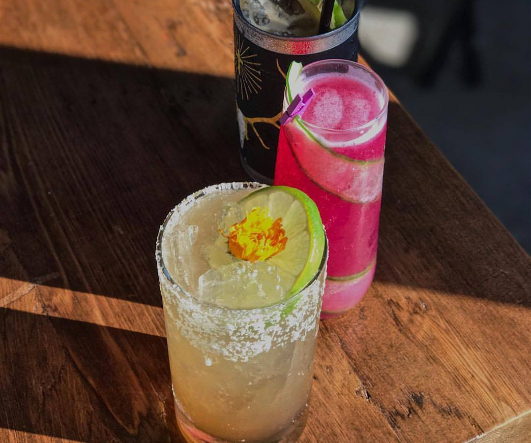 Cocktails from Holy Roller