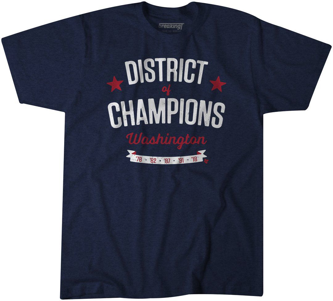 e03184704ed Fight for Old D.C. and Capitals Championship T-shirts! - Hogs Haven