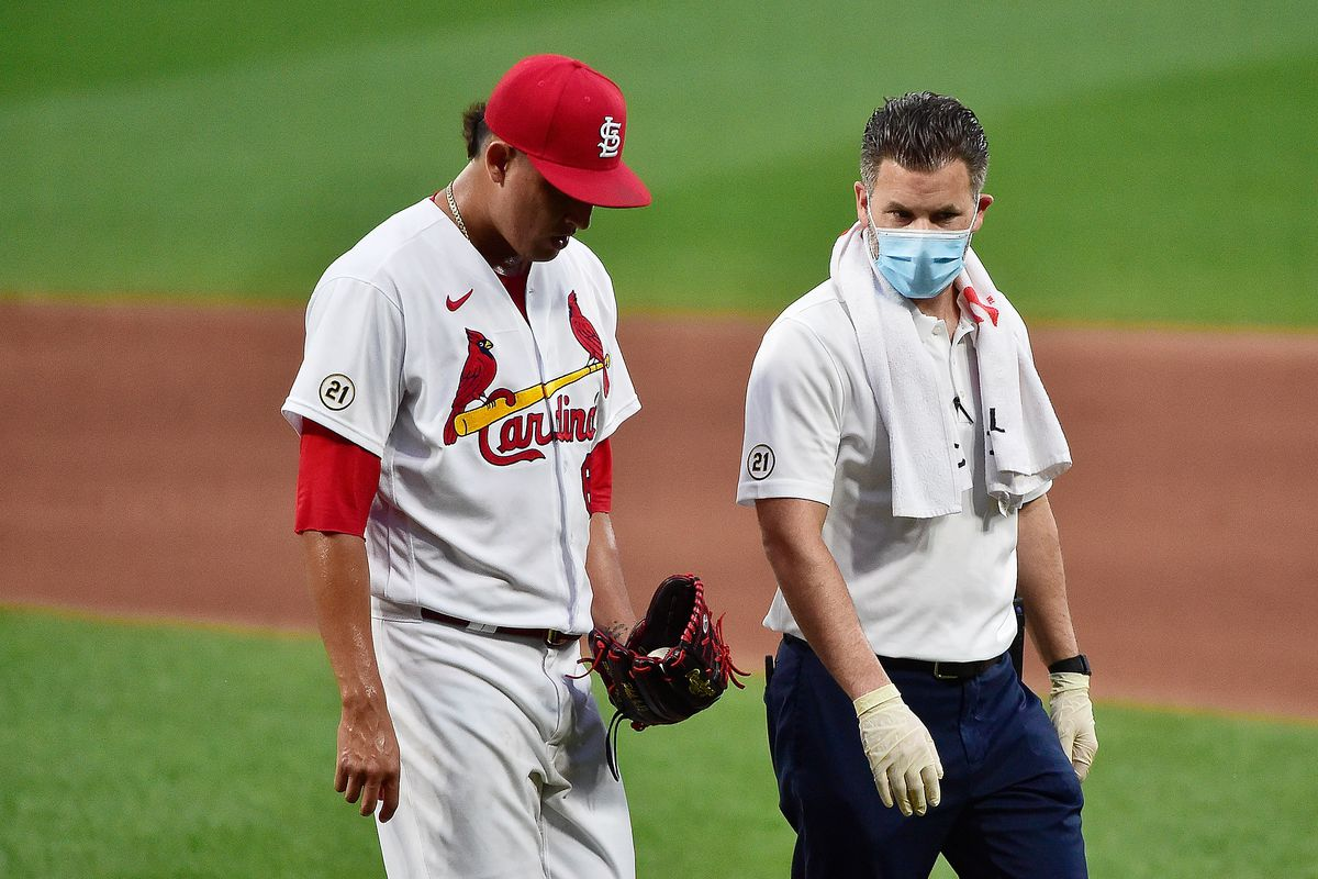MLB: Game Two-Detroit Tigers at St. Louis Cardinals