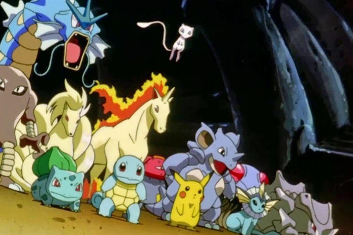 Películas videojuegos Pokémon