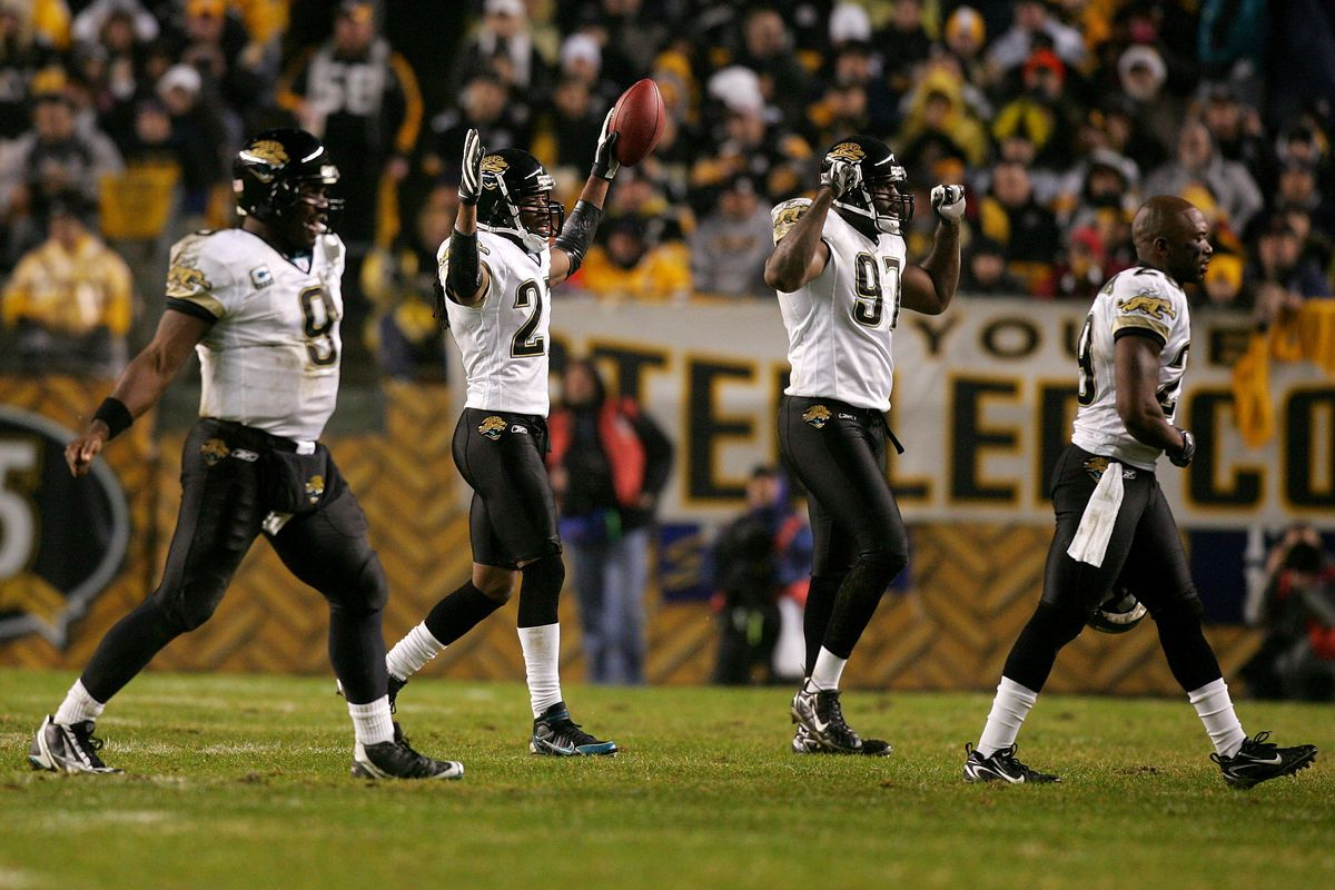 Wild Card Game: Jacksonville Jaguars v Pittsburgh Steelers
