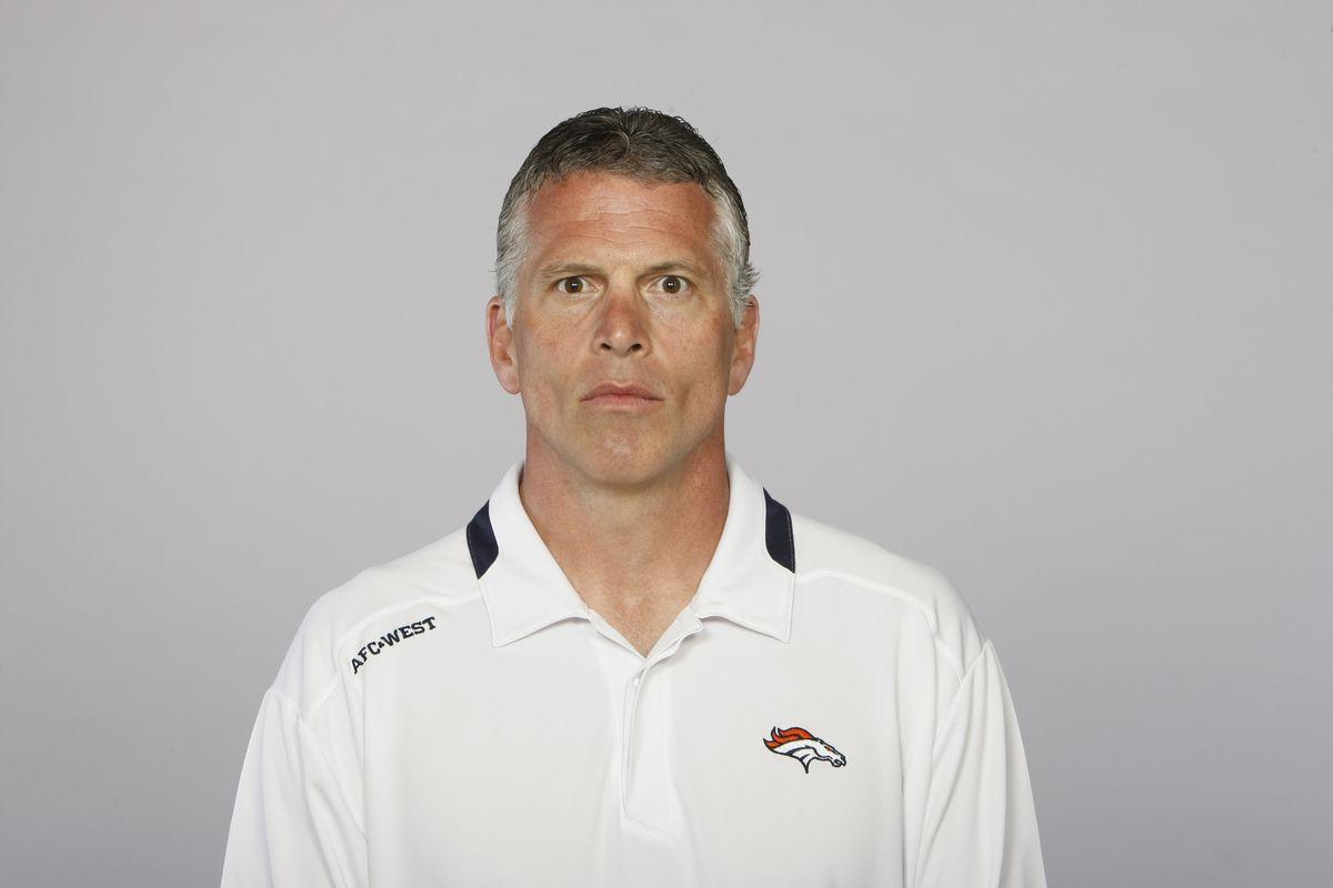 Denver Broncos 2011 Headshots
