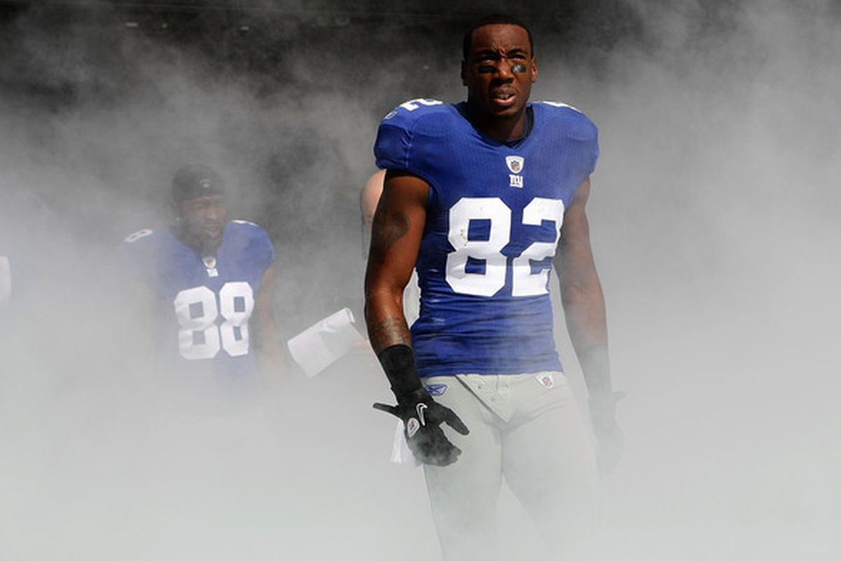 Mario Manningham escapes the fog of San Francisco for New York