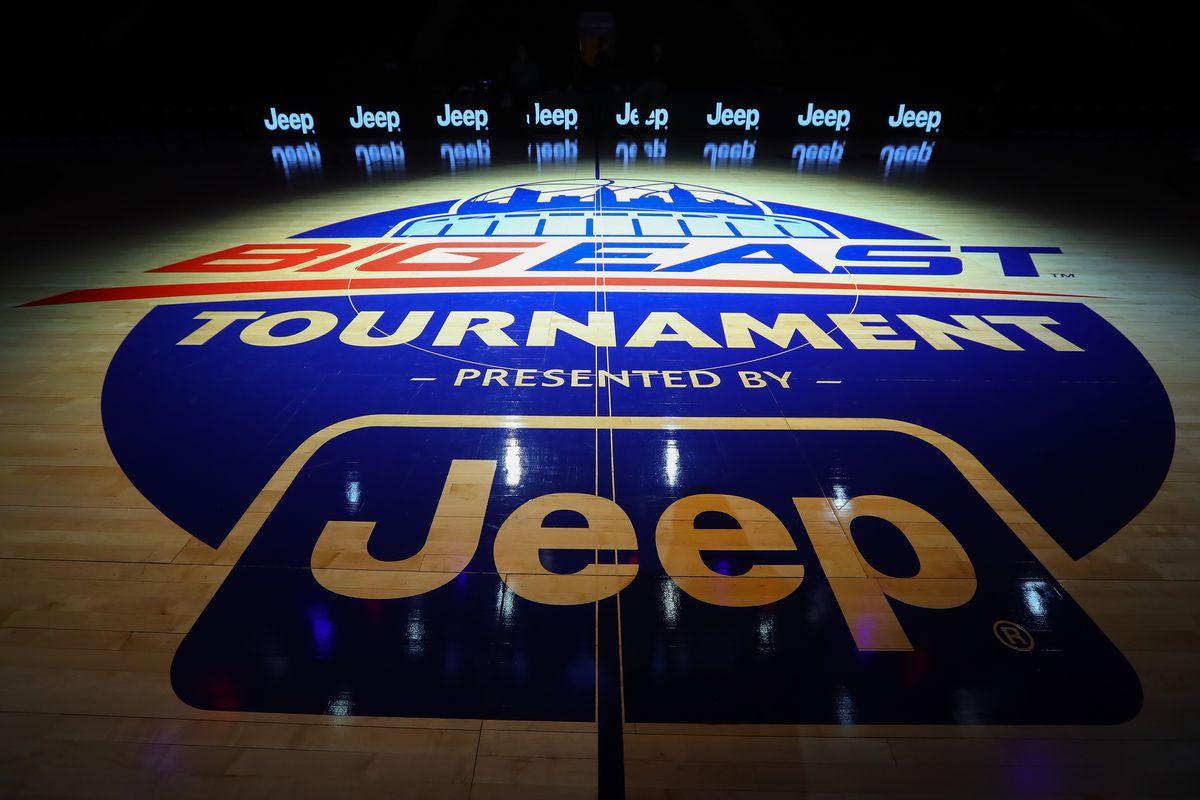 COLLEGE BASKETBALL: MAR 16 Big East Conference Tournament - Villanova v Seton Hall