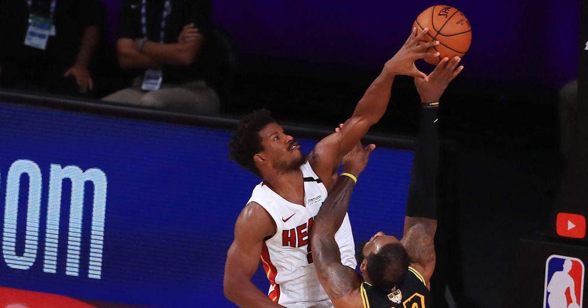 Lakers vs. Heat Final Score: Jimmy Butler goes off to ...