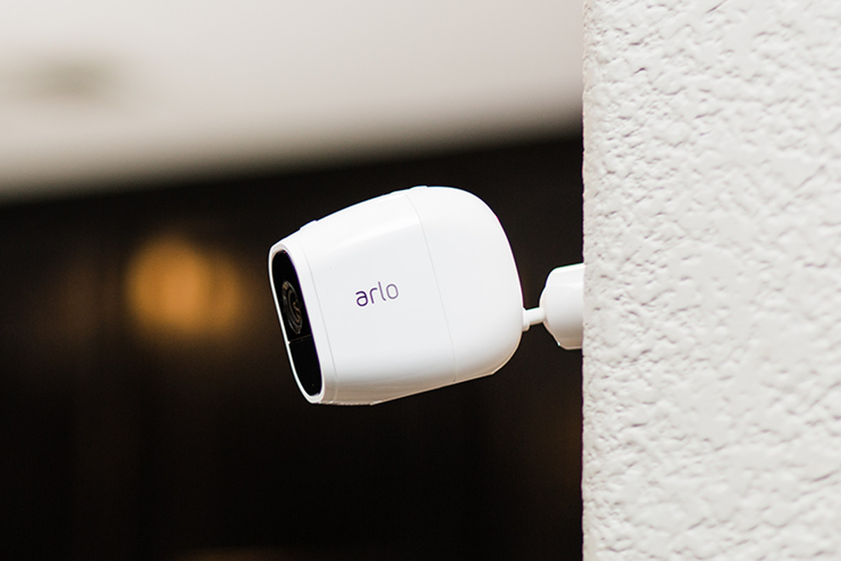 Netgear Arlo Pro 2 security camera system deal includes a