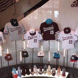 2019 Texas A&M baseball uniforms