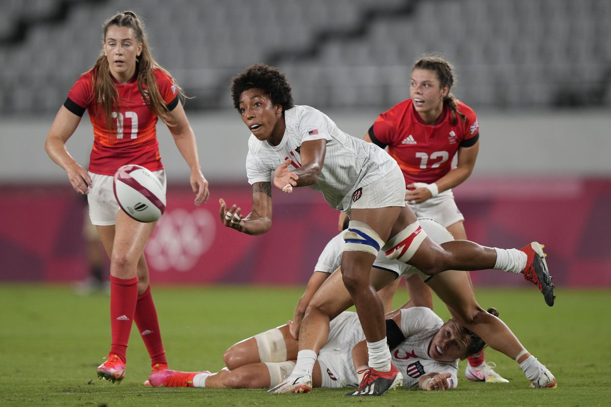 Rugby - Olympics: Day 7