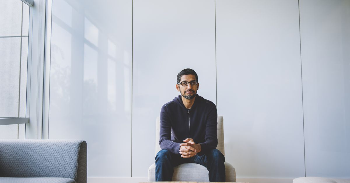 Google CEO Sundar Pichai Says He Does not Regret Firing James Damore
