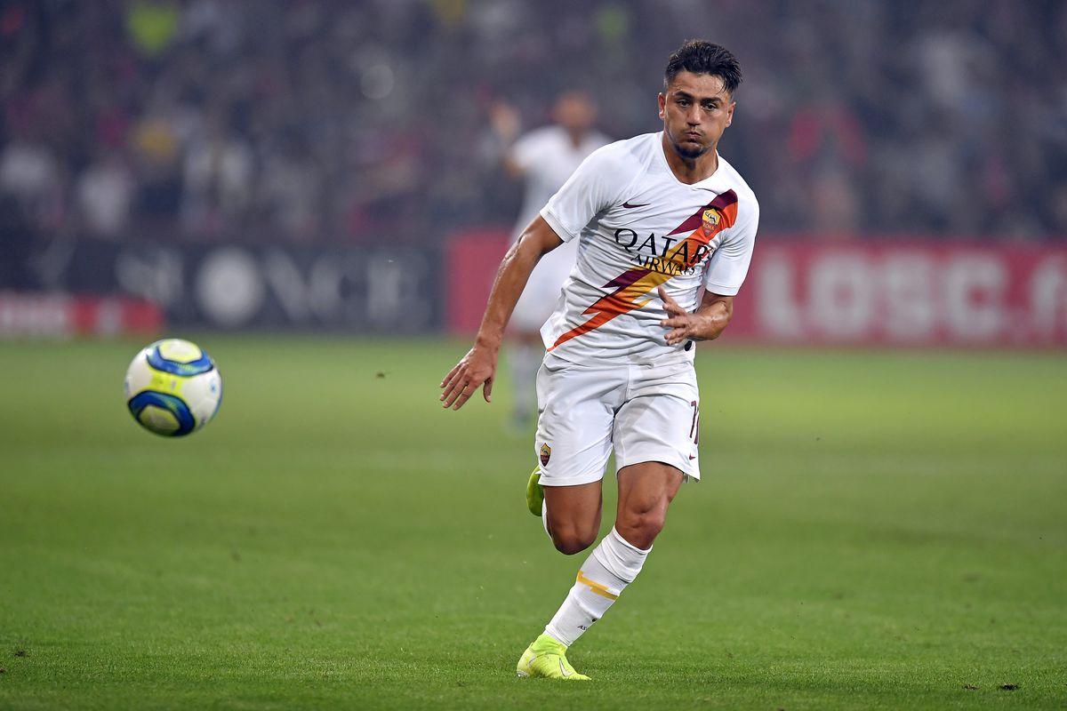 Lille OSC v AS Roma - Friendly match
