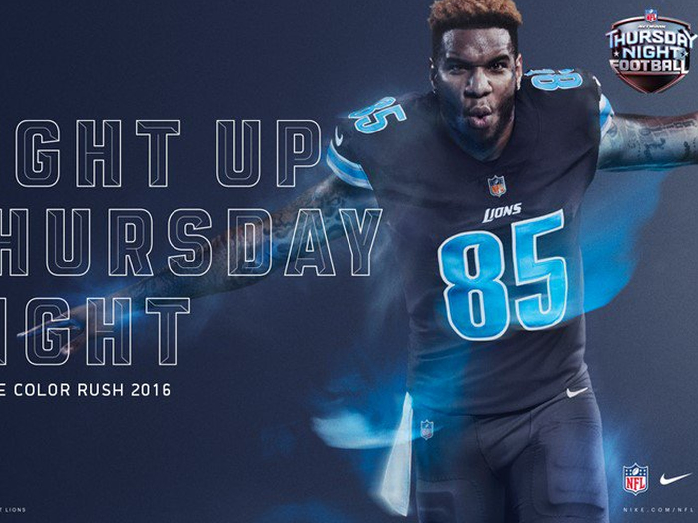 Monday open thread: Should the Detroit Lions wear their color rush ...