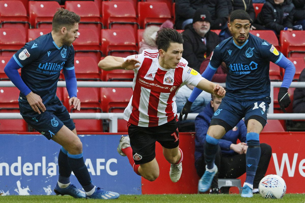 Sunderland v Bristol Rovers - Sky Bet League One