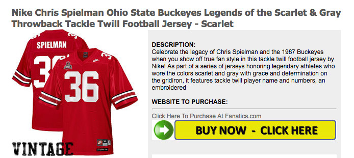 new product 5cd8b 917d2 Ohio State being sued over player likeness by former Buckeye ...