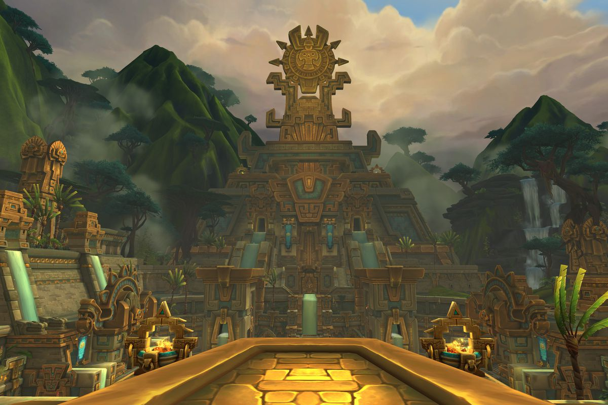 The fastest way to hit level 120 in World of Warcraft: Battle for