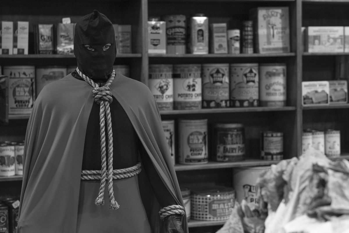 Jovan Adepo plays Will Reeves, aka Hooded Justice.