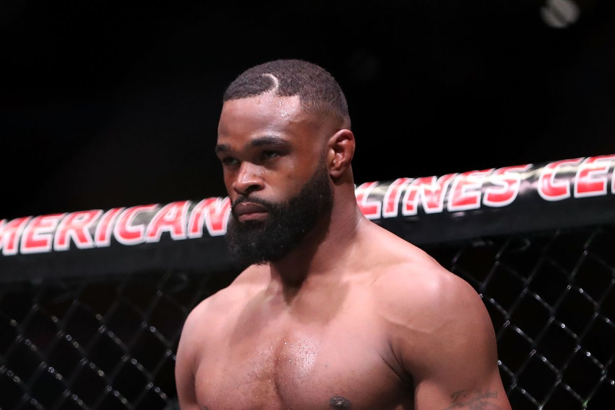 Tyron Woodley expects UFC title shot after Robbie Lawler rematch
