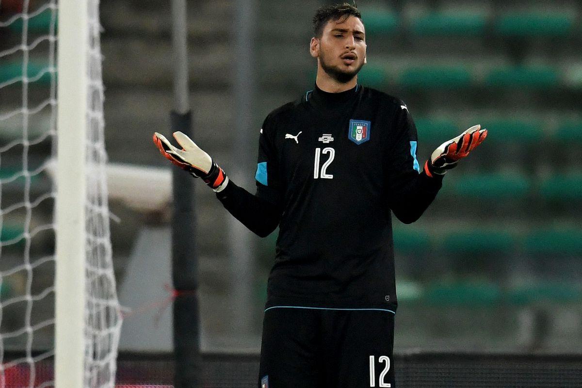 Italy v France - International Friendly