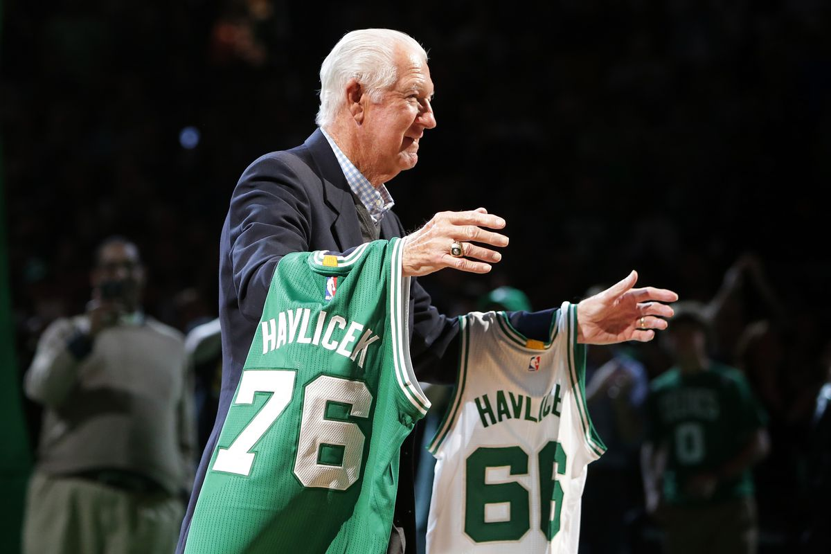 cc66b17d04f Celtics legend John Havlicek passes away - CelticsBlog