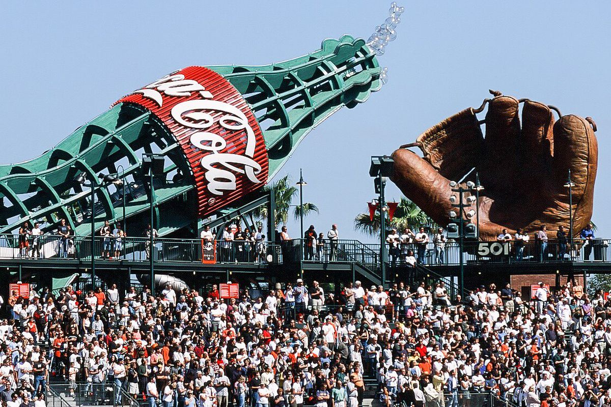 National League Divisional Series - New York Mets v San Francisco Giants - Game One