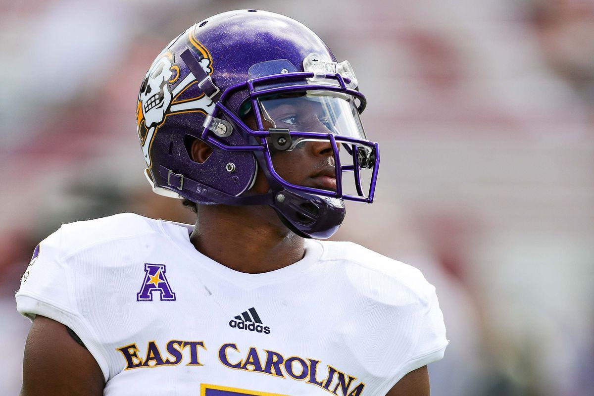NCAA Football: East Carolina at South Carolina