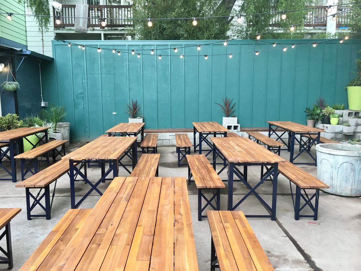 Anina's patio