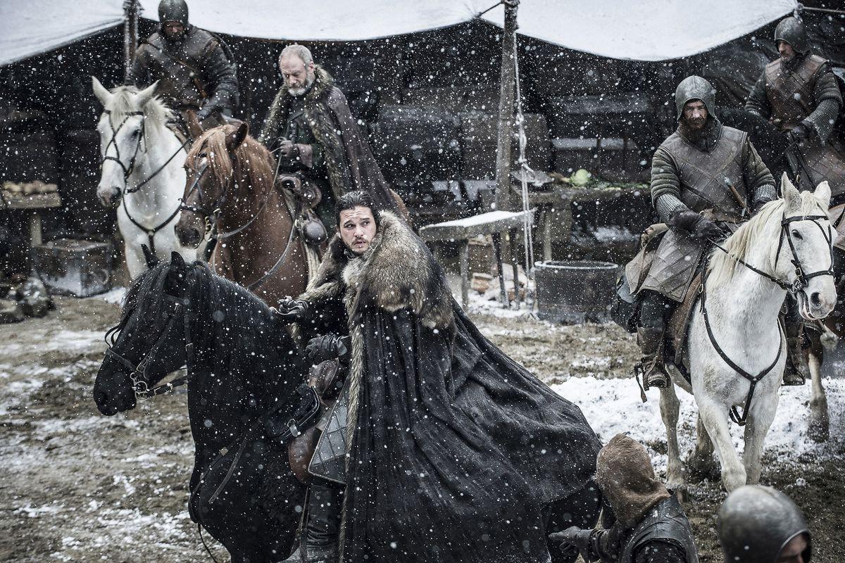 Game of Thrones season 7, episode 2