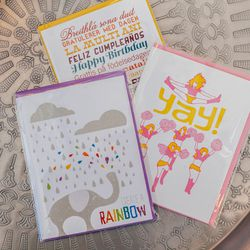 Greeting cards by <b>Ashkahn</b> and <b>Ruff House Art</b>, $3-$6