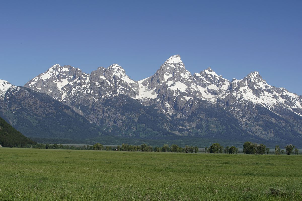 Wyoming's Famed National Parks Continue Phased Reopening