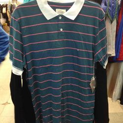 Band of Outsiders polo, $30 (was $105)