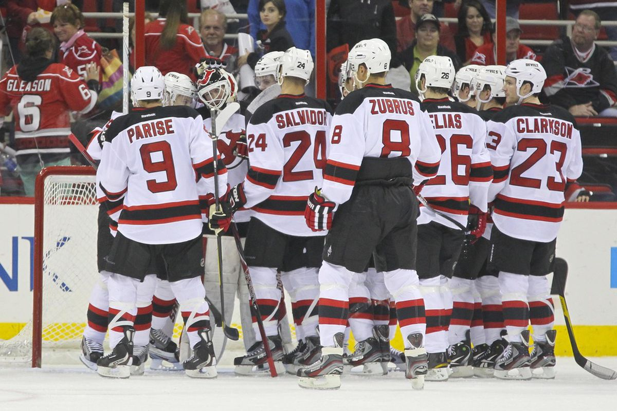 bff2f6d5213 New Jersey Devils vs. Florida Panthers - The 2012 NHL Playoffs Series  Preview