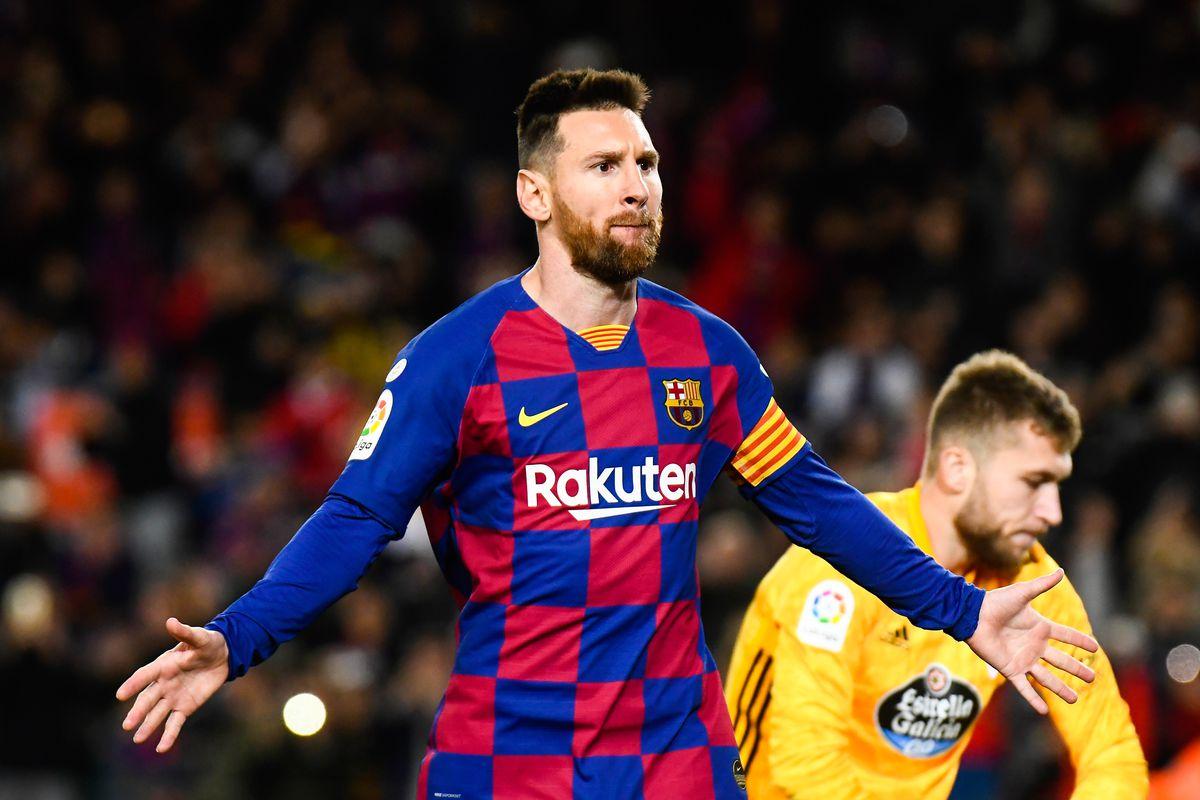 FC Barcelona v RC Celta - Liga