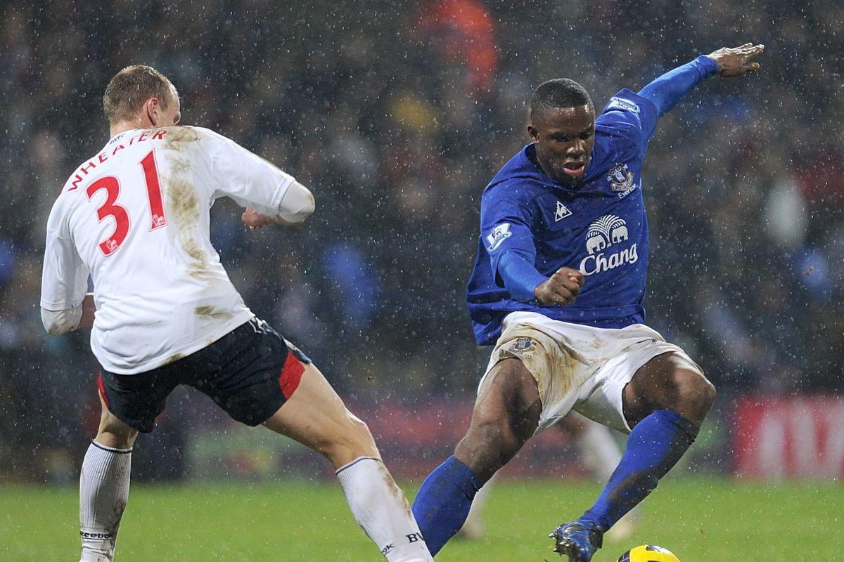 Soccer - Barclays Premier League - Bolton Wanderers v Everton - Reebok Stadium