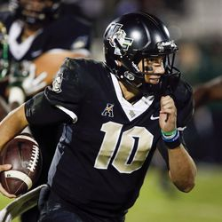 AAC Offensive Player of the Year McKenzie Milton