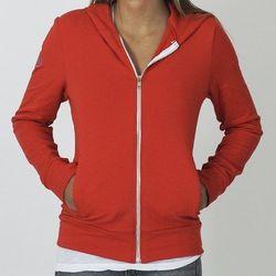 "Marine Layer women's active hoodie, <a href=""http://www.marinelayer.com/shop/womens/outerwear-fleeces/women-s-active-hoodie.html"">$85</a>"