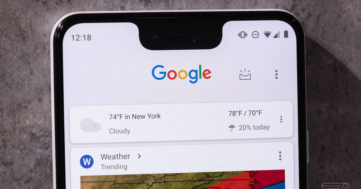 Google expands eSIM support on the Pixel 3 to Sprint and other carriers - The Verge thumbnail