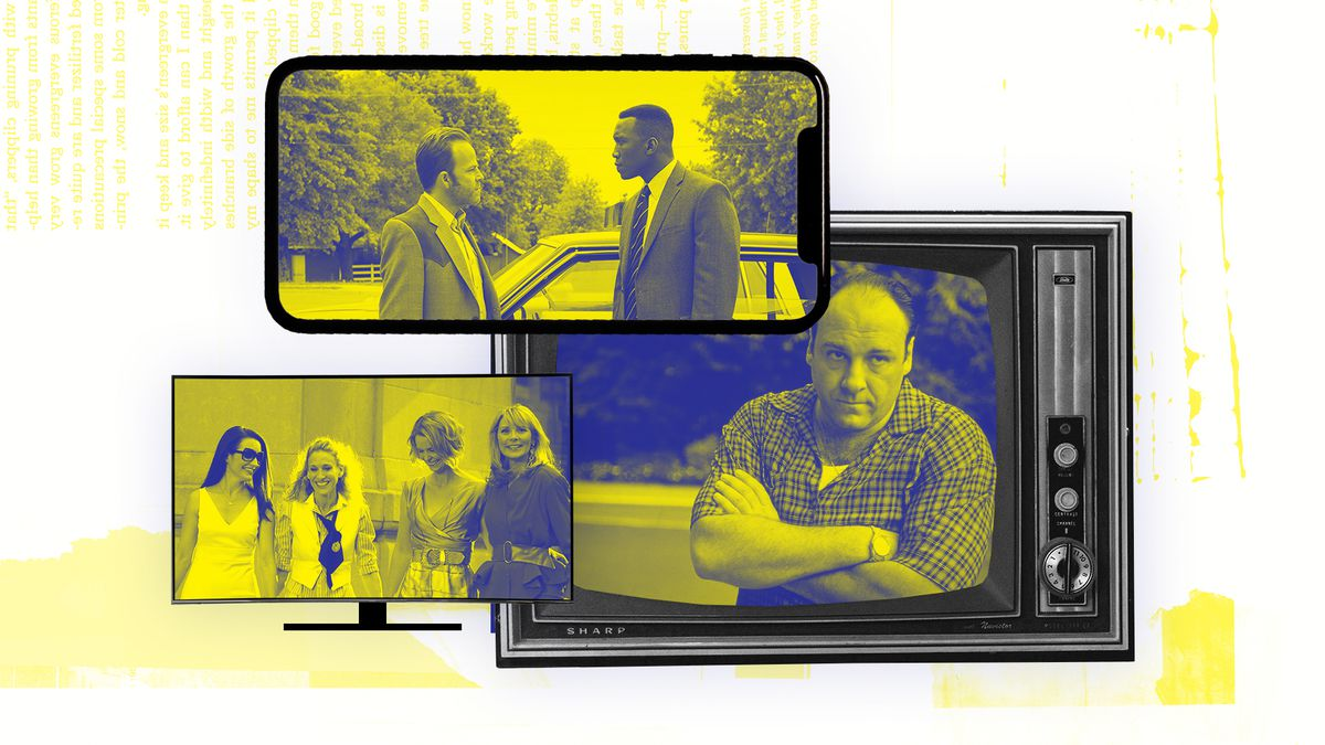 664ca4b5e7ef Critic Emily Nussbaum on the charms of modern television-watching. - Vox