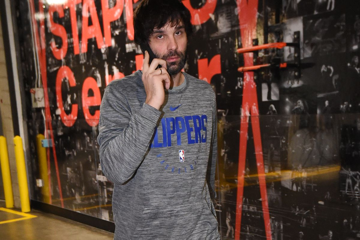 Former Clippers Guard Milos Teodosic Has Returned to Europe to Play for Virtus Bologna