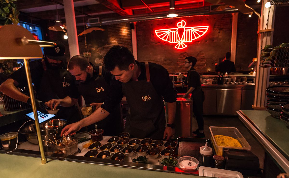 Your First Look Inside Smooth Peruvian-Japanese Fusion