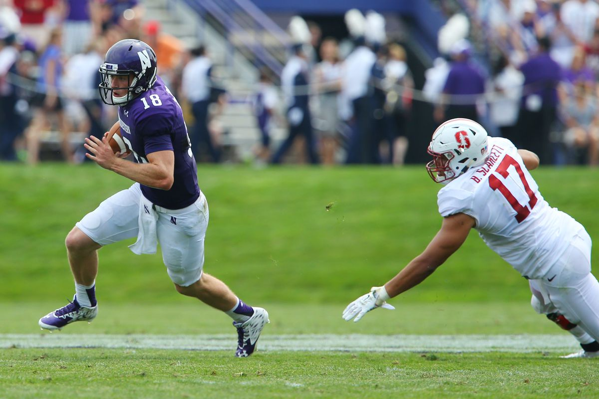 Northwestern is hoping to open up the season 3-0, but must get by Duke first