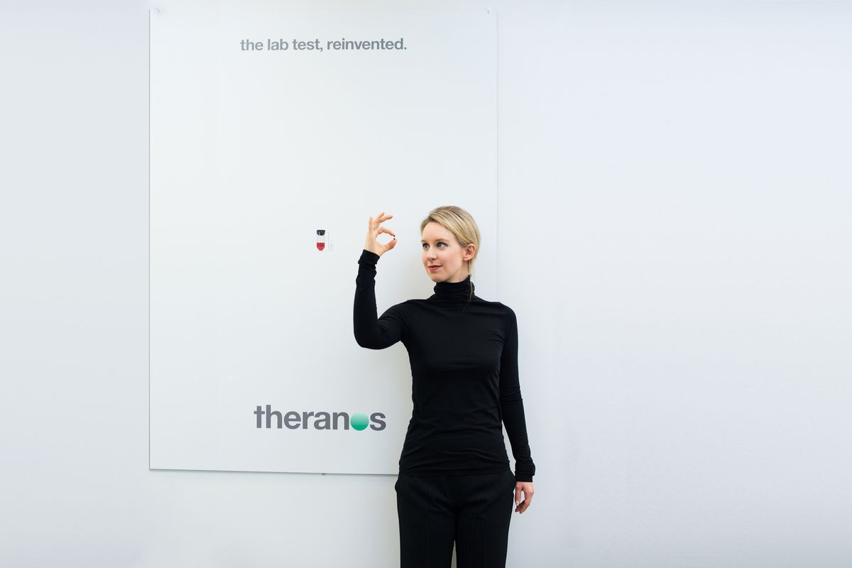 The Inventor Examines The 9 Billion Theranos Scandal And