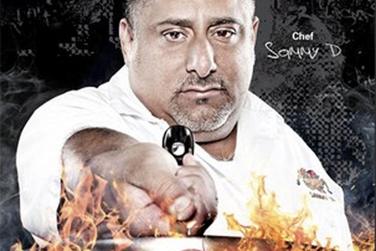 Chef Sammy DeMarco